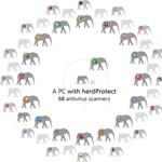 A VirusTotalt is lepipálja: 68 víruskergetővel nézi végig a gépét ez a program