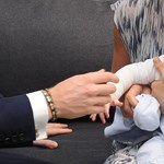 Apjára ütött Harry herceg és Meghan Markle gyermeke - fotók