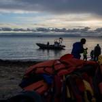 Menekülők fulladtak meg az Égei-tengeren