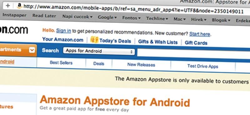 Startupos? Kössön üzletet az Amazonnal!