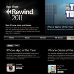 Íme 2011 legjobb alkalmazásai, az Apple listája alapján