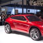 2017-ben érkezhet a Lamborghini divatterepjárója