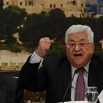 Abbász: Trump terve az évszázad arculcsapása