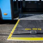 Két  budapesti busz sem vett fel egy kerekesszékes férfit Rákospalotán