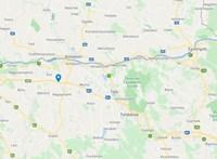 Hét autó ütközött az M1-esen, lezárták az autópályát Győr felé