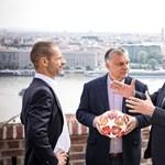 Orbán Viktor a magyar sportfejlesztésekkel büszkélkedett az UEFA elnökének