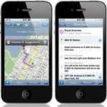 Jó hír: mégis készül az iPhone-os Google Maps