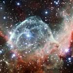 Fotó: Fantasztikus űrjelenséget figyelt meg az ESO teleszkópja
