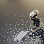 Banksy exkluzív szállodát nyitott Betlehemben – fotók