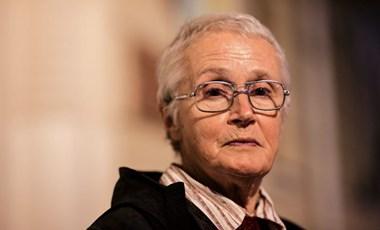 A fehérorosz nagymama, aki már a szovjet időkben is tüntetett