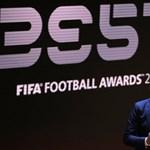Storcknál Ronaldo, Dzsudzsáknál Neymar volt az első