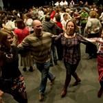 Nagycsaládosok táncháza – így alakul át az Erzsébet tér