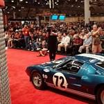 Másfél milliárdért cserélt gazdát a Ford GT40 második példánya