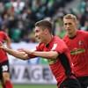 A góllal berobbanó Sallairól áradoztak Freiburgban