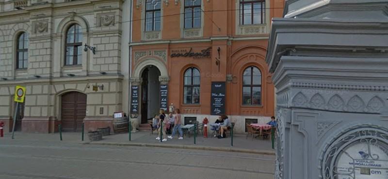 Mészáros Lőrinchez vándorolt Ákos I. kerületi borozója