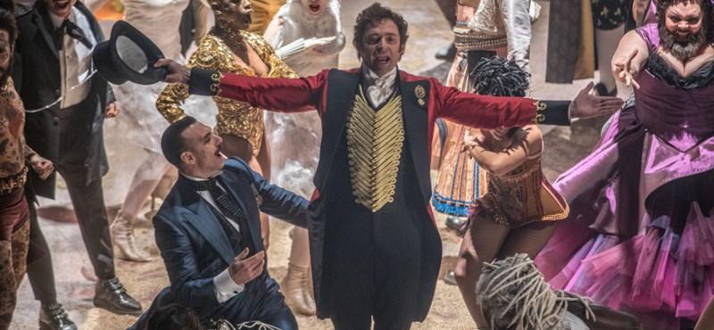 Michelle Williams és Hugh Jackman nagyszabású musicallel ismételné a La La Land sikerét