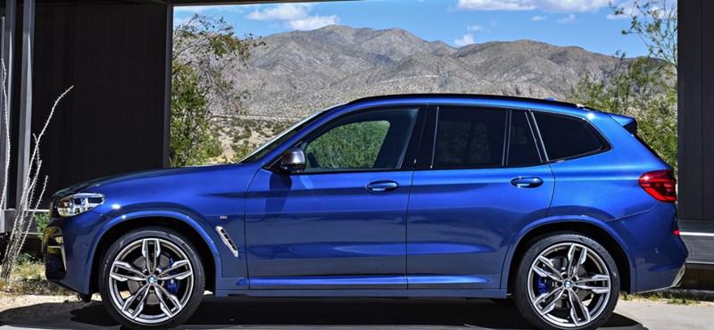Itt az új X3: a BMW-nek magyaráznia kell a különbségeket