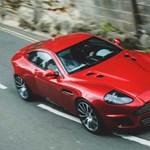 Nagyon kevés készül ebből a régi, de mégis új Aston Martinból