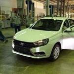 Ilyen lesz a teljesen új Lada