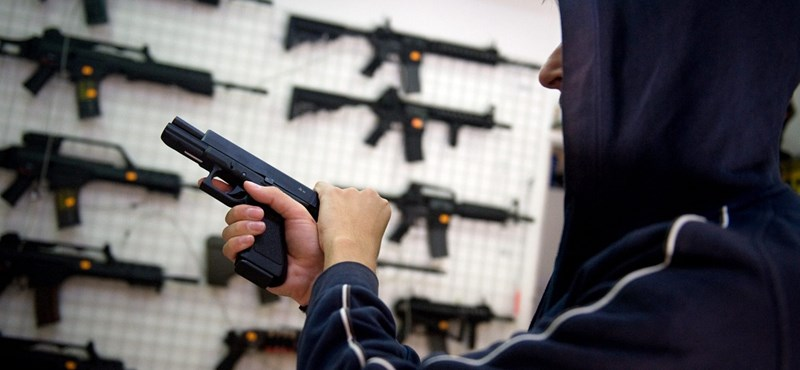 Lövöldözés volt egy New Orleans-i fegyverboltban
