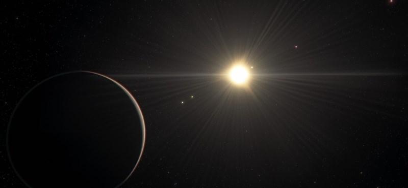 Különleges mozgású, rejtélyes hatbolygós rendszert fedeztek fel a csillagászok