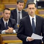 Varga: Ősszel szavazhatják meg a bankadó csökkentését