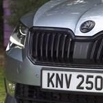 Titkos cseh fegyver: itt az M5-ös BMW-t verő 560 lóerős Skoda Superb