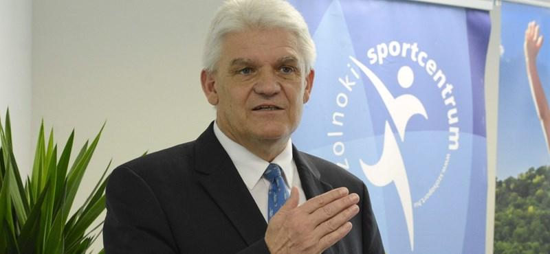 Szolnok polgármestere megmagyarázta a káromkodását