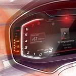 Viszlát analóg mutatók: már az olcsóbb autók is digitális műszeregységet kapnak