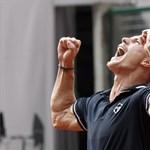 Fucsovics tornát nyert, ilyet 36 éve nem tudott magyar teniszező