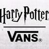 Harry Potter-kollekciót dob piacra a Vans