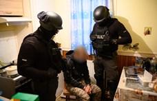 Gyermekpornográf tartalmakat terjesztő bűnszervezetre csapott le a rendőrség