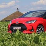 Olvasóink szerint megérdemelten lett a Toyota Yaris az Év Autója