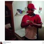 Bankrabló a Facebookon – százdollárosok a profilképen