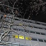 Tűz volt éjszaka az ELTE egyik kollégiumában