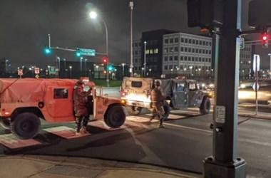 Rendőrök lőttek le Minneapolisban egy fekete férfit igazoltatás után