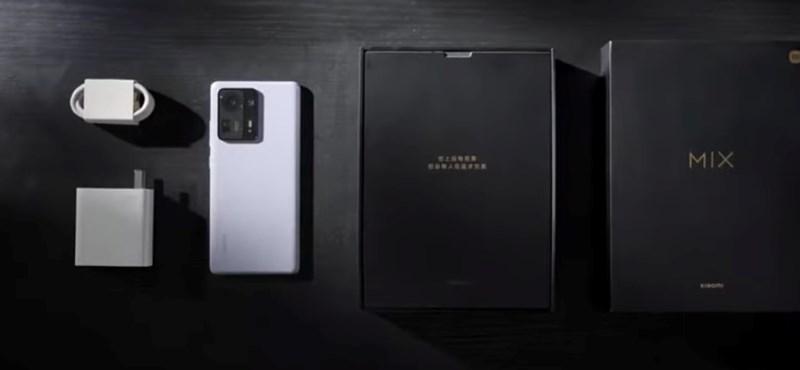 El más eficiente muestra lo que esconde la caja Xiaomi Mix 4 - video