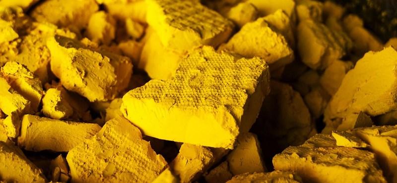 Irán újra 20 százalékos dúsítású uránt állít elő