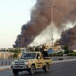 50-nél is többen haltak meg egy líbiai robbanásban