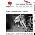 Egy kidobóember partifotói a 60-as évekből