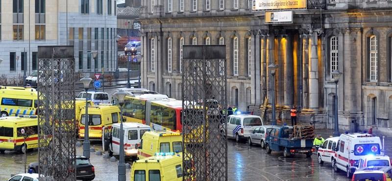 Lekapcsolták a hidegben a brüsszeli pisilő kisfiút