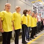 Már gyártják a motorokat az új Opel-gyárban Szentgotthárdon