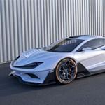 Jön egy cég a semmiből, és ilyen elképesztő autót csinál