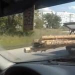 6 percnyi borzongás az orosz közutakról - videó