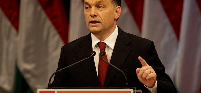 """Orbán """"tulajdonképpen vért, verítéket és könnyeket ígért"""""""