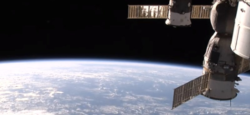 Nézzen bele: élő HD videón mutatja a Földet a Nemzetközi Űrállomás
