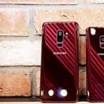 Valódi fotókon a Galaxy S9 egy gyönyörű színváltozatban