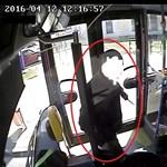 Fivérek rántottak kést a 214-es busz sofőrjére