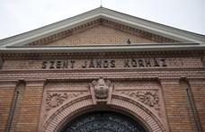 Elkapta a koronavírus-fertőzést a Szent János Kórház főigazgatója