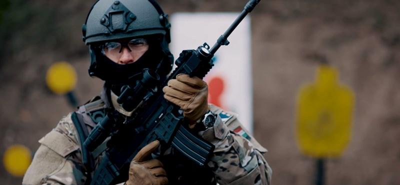 HM: Magyar katona nem sérült meg az iraki támadásokban
